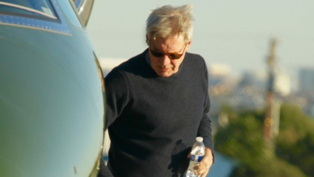 Harrison Ford sorgte in der Vergangenheit immer wieder mit eigenwilligen Flugmanövern für Schlagzeilen. (Bild: www.PPS.at)