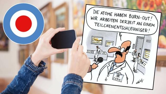 (Bild: stock.adobe.com, Komische Künste, Oliver Ottitsch, City4U-Grafik)