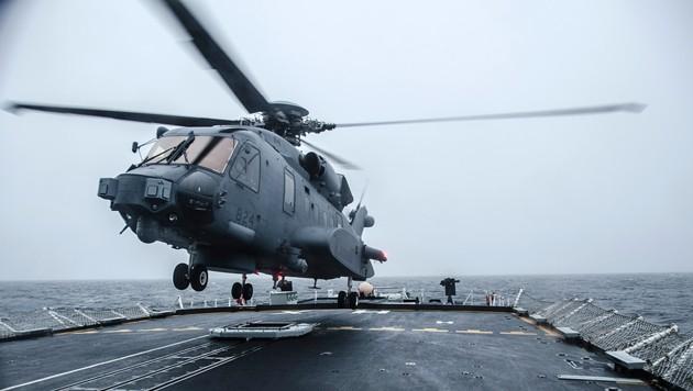 (Bild: Canadian Armed Forces/Ordinary Seaman Raymond Kwan)