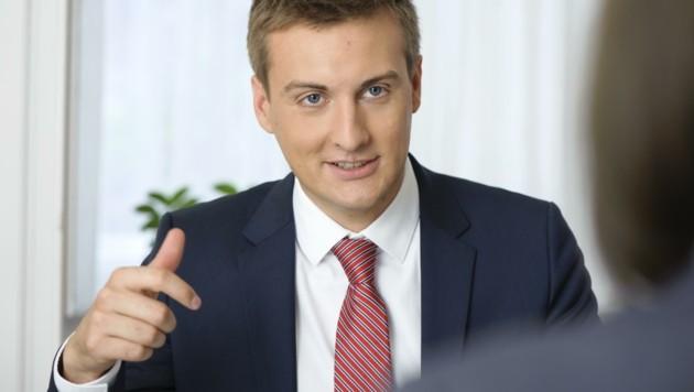 Sven Hergovich (Bild: AMS NÖ)