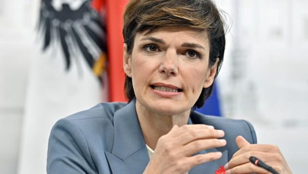 Pamela Rendi-Wagner (Bild: APA/Hans Punz)