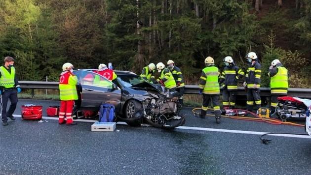 (Bild: Freiwillige Feuerwehr Rennweg am Katschberg)