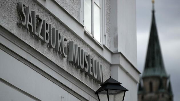 Ab Mitte Mai sollte auch das Salzburg Museum wieder öffnen dürfen. Wie genau und unter welchen Auflagen ist nicht klar. (Bild: Tröster Andreas)