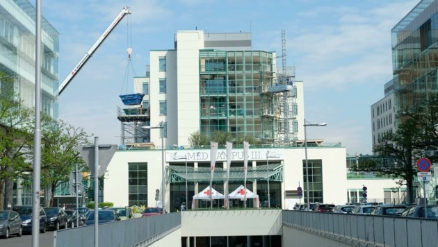Das Land OÖ hat die Zügel im Linzer Kepler Uniklinikum bald alleine in der Hand. (Bild: Einöder Horst)