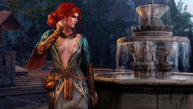 """Ein Screenshot aus dem Rollenspiel """"The Witcher 3: The Wild Hunt"""" für den PC (Bild: CD Projekt Red)"""