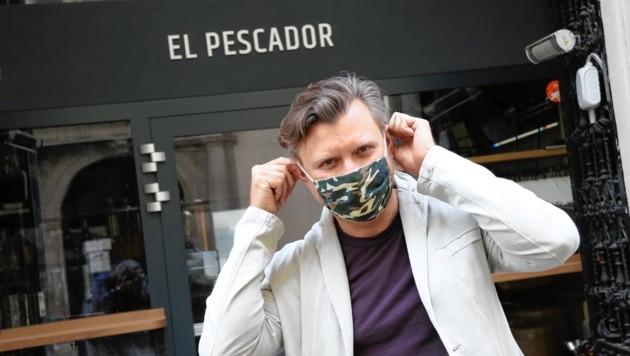 Christof Widakovich forciert ein neues Gastrosiegel. (Bild: Christian Jauschowetz)