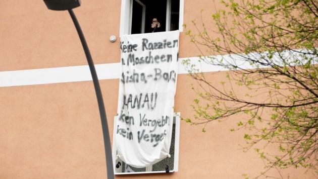 Nach dem Verbot in Deutschland fordert die Österreichisch-Israelische Gesellschaft auch ein Verbot der schiitisch-libanesischen Hisbollah in Österreich. (Bild: APA/dpa/Christoph Soeder)