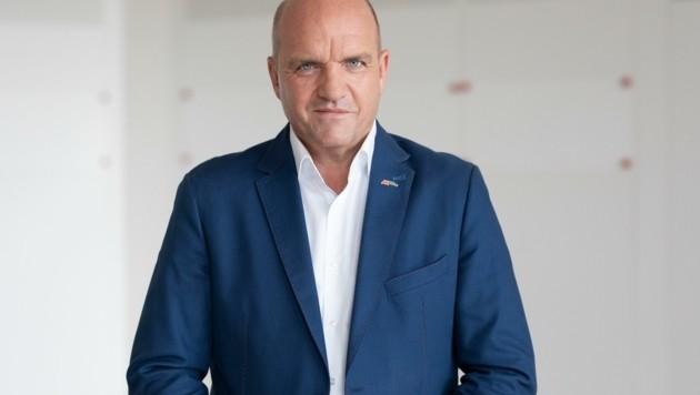 Präsident Markus Wieser (Bild: AK NÖ/Vyhnalek)
