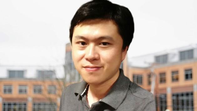 Bing Liu wurde in seinem eigenen Haus regelrecht hingerichtet. (Bild: AP/University of Pittsburgh, krone.at-Grafik)