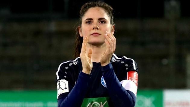 Seit einem Jahr bei Bayern: Sarah Zadrazil (Bild: Sarah Zadrazil)