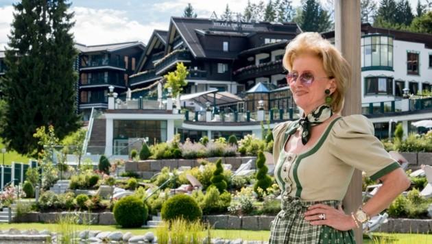 Astoria-Chefin Elisabeth Gürtler möchte trotz schwacher Buchungslage wieder aufsperren (Bild: ZvG)