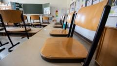 40 Corona-Fälle an Salzburgs Schulen (Bild: APA/dpa/Marijan Murat)