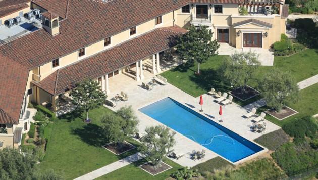 Hier leben Prinz Harry und Herzogin Meghan ihren kalifornischen Traum. (Bild: www.viennareport.at)