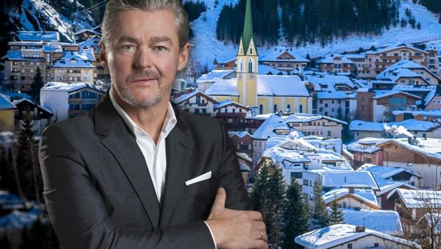 Alexander von der Thannen ist Mitglied der Tiroler Adler Runde. (Bild: Die Fotografen, stock.adobe.com, krone.at-Grafik)