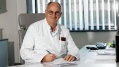 Primarius Dr. Rudolf Likar sagt Nein zur aktiven Sterbehilfe. (Bild: KABEG)