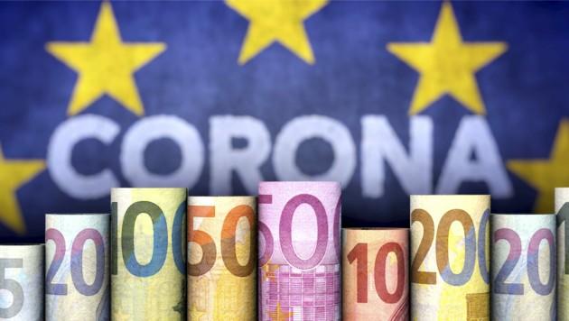 Österreich bekommt rund 3,4 Milliarden Euro von der EU geschenkt. (Bild: © bluedesign - stock.adobe.com)