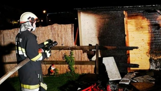 (Bild: Feuerwehr Gmünd)