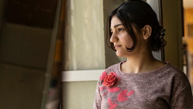 Die Heimreise von Layla Eido verzögerte sich aufgrund der Coronavirus-Pandemie. (Bild: AFP)