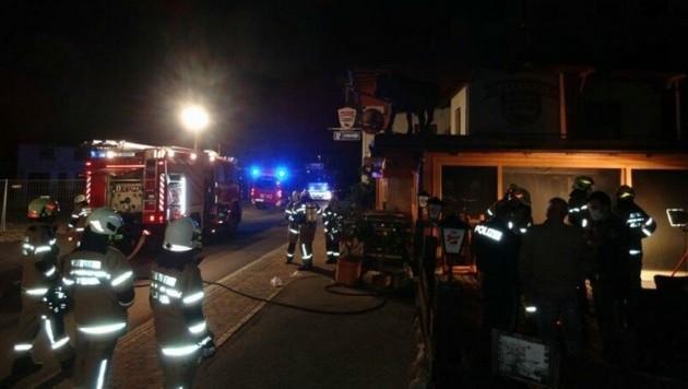 (Bild: Freiwillige Feuerwehr St. Johann)
