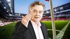 Vizekanzler und Sportminister Werner Kogler (Bild: APA/Hans Punz; GEPA)