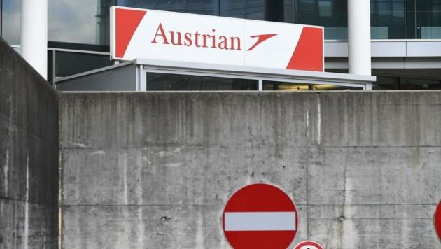Ohne AUA kein Airport: 43 Prozent der Passagiere fliegen mit Austrian. (Bild: Huber Patrick)