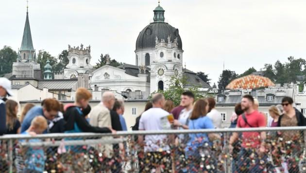 Ende Mai dürfen Hotels wieder öffnen. die gewohnten Touristenmassen bleiben aber aus (Bild: BARBARA GINDL)