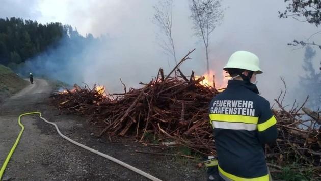 (Bild: Feuerwehr Grafenstein)