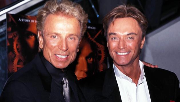 Siegfried und Roy im Jahr 1999