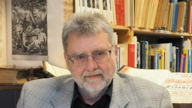 Andreas Deinbacher (Bild: Gabriele Moser )