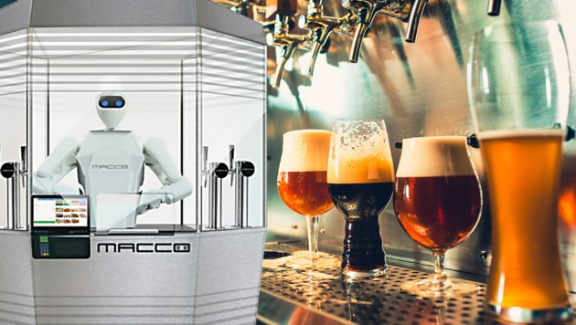 (Bild: maccorobotics.com, stock.adobe.com, krone.at-Grafik)