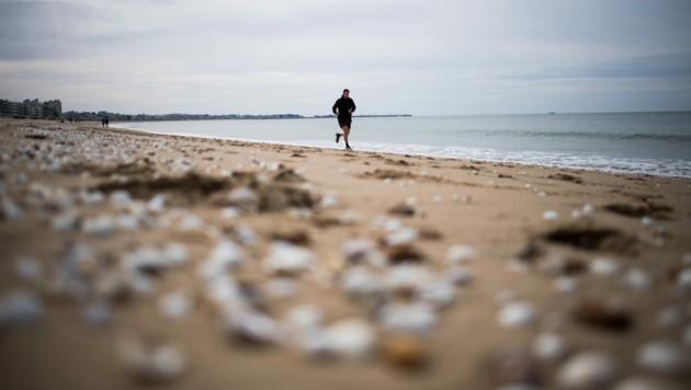 Strand La Baule (Bild: AFP)