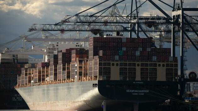 Die Weltwirtschaft könnte heuer stark schrumpfen. Eine Erholung ist laut den Vereinten Nationen (UN) erst 2021 wieder in Sicht. (Bild: AP)