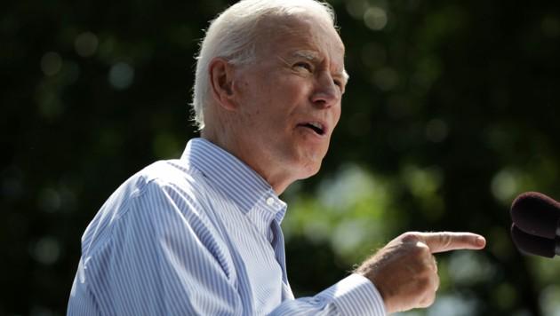 Joe Biden (Bild: AFP)