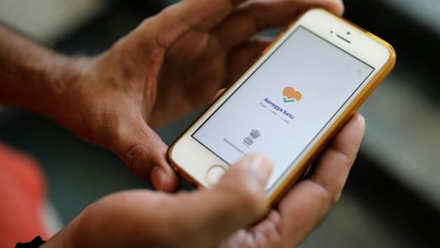 Mit täuschend echt aussehenden App-Kopien werden Nutzer hinters Licht geführt. (Bild: AP)
