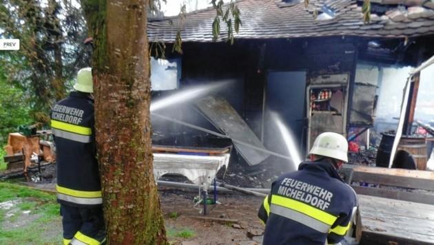 (Bild: Feuerwehr Althofen)