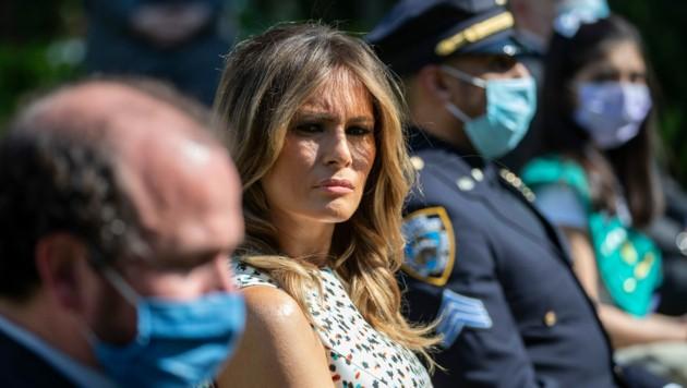 Melania Trump (Bild: AP)