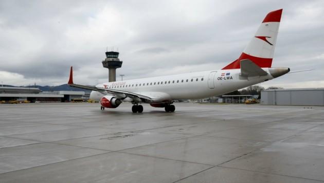 Zur Rettung der Austrian Airlines soll Steuergeld fließen (Bild: Tschepp Markus)