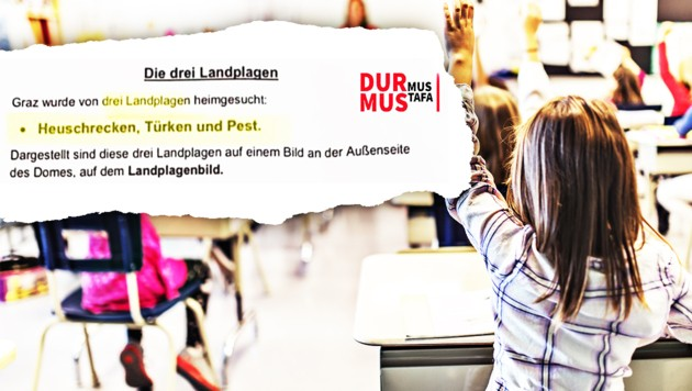 (Bild: Bundesheer/Arno Pusca, Post AG, krone.at-Grafik)