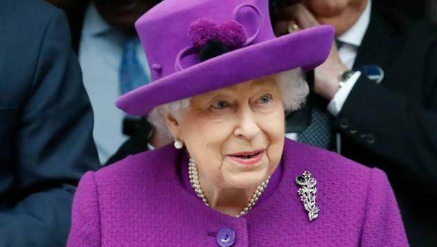 Queen Elizabeth II. (Bild: APA / Tolga AKMEN / AFP)