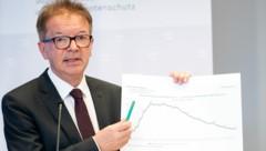 """Gesundheitsminister Rudolf Anschober (Grüne) will mit der Gesundheit der Menschen """"keine Experimente"""" wagen. (Bild: APA/GEORG HOCHMUTH)"""