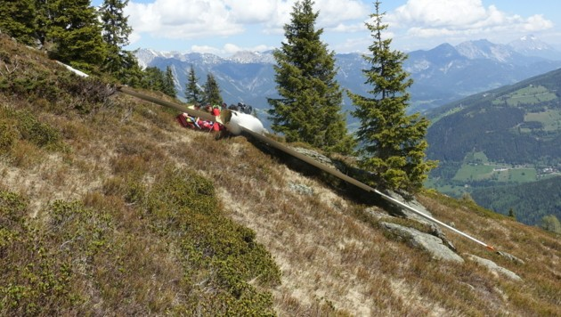 (Bild: Bergrettung Steiermark)