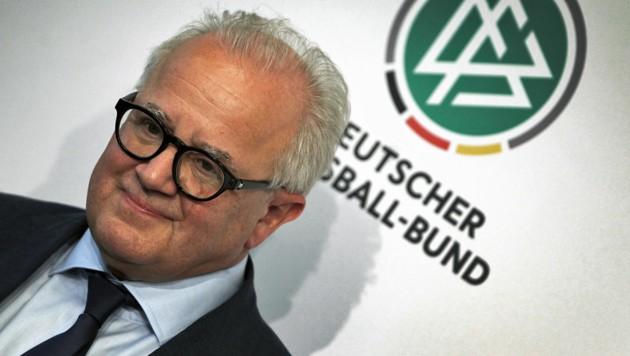 Der bislang letzte DFB-Polier: Fritz Keller (Bild: APA/AFP/Daniel ROLAND)