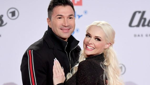 Daniela Katzenberger und ihr Mann Lucas Cordalis