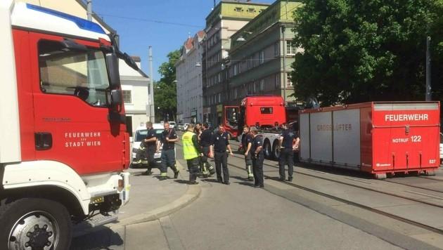 Gasgebrechen in 1170 Wien (Bild: www.photopress.at)