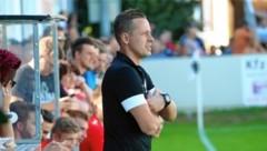 Gnas-Coach Marko Kovacevic darf sich auf ein neues Stadion im steirischen Südosten freuen. (Bild: Sepp Pail)