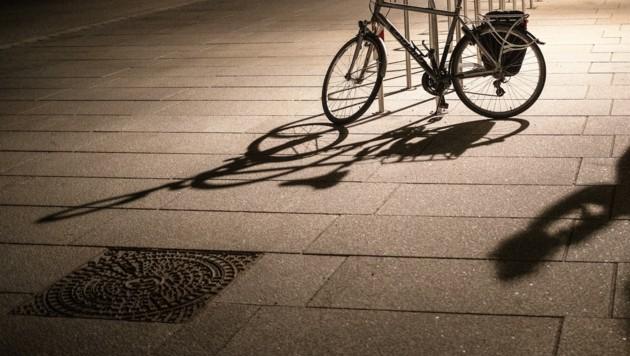 Der Rat des VCÖ: das Rad immer abzusperren, auch bei nur kurzen Erledigungen. (Bild: Tröster Andreas)