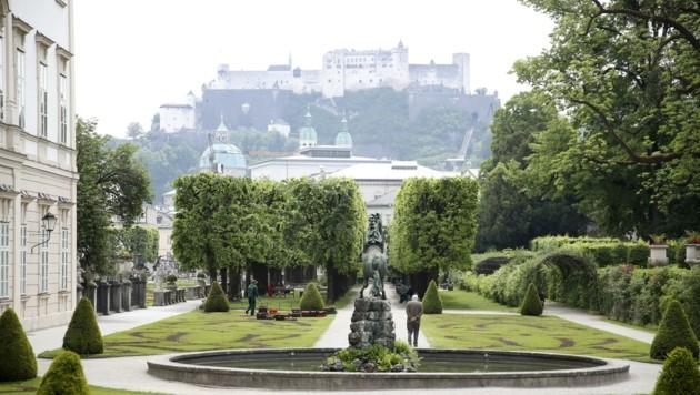 In Salzburg werden pro 10.000 Einwohner 79 Räder gestohlen - Höchstwert in Österreichs Landeshauptstädten. (Bild: Tröster Andreas)