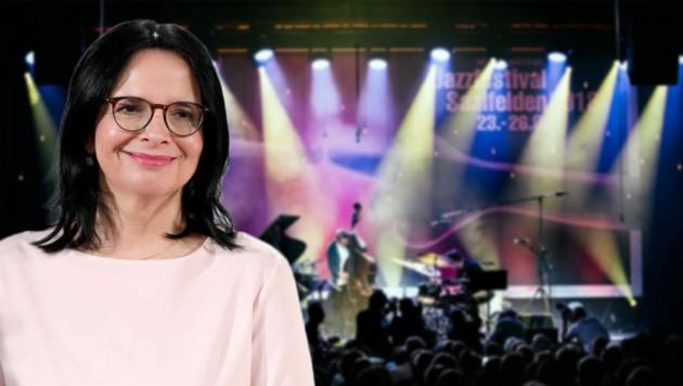 Das Jazzfestival Saalfelden wurde für heuer abgesagt: Die Chance auf eine Lightversion lebe aber noch (Bild: Saalfelden Leogang Tourismus, picturedesk.com)