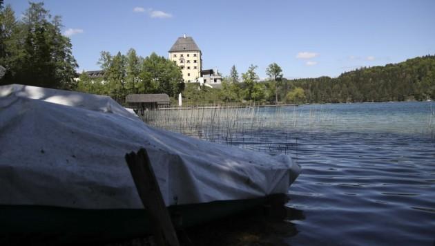 Urlaub am See, hier Schloss Fuschl, steht bei den Österreichern ganz oben auf dem Wunschzettel. (Bild: Tröster Andreas)