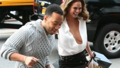 John Legend und Chrissy Teigen (Bild: www.PPS.at)